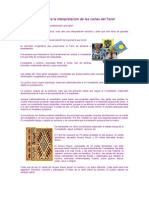 algunas claves para la interpretación de las cartas del tarot(2)