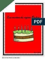régime Dukan-Les Recettes De Dukan
