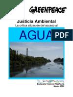 Justicia Ambiental La Cr Tica