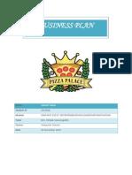 2010-11-22 Pizza Palace - Summary Business Plan - PDF