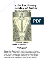 Living the Lectionary - Fifth Sunday of Easter