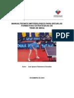 Manual Tenis de Mesa