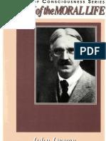 Dewey Theory of the Moral Life eBk
