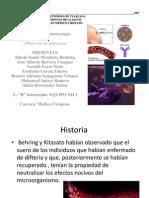 Expo. Lab Oratorio de Inmuno