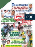 LE BUTEUR PDF du 15/05/2011