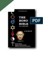 Bono Coexist Bible