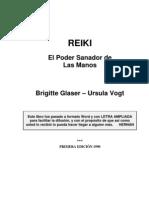 REIKI - El Poder Sanador de Las Manos