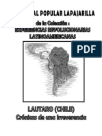 Movimiento Juvenil Lautaro - Cronica de Una Irreverencia