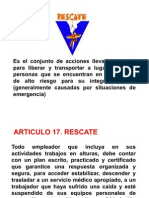 Rescate Industrial Basico