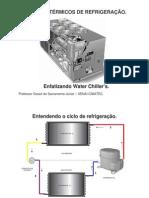 SISTEMAS TÉRMICOS DE REFRIGERAÇÃO - AULA CHP