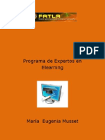 Programa de Expertos en Elearning