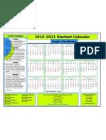 Ryan School Schedule 2011