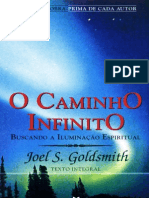 [Livro] O Caminho Infinito - Joel S. Goldsmith