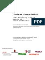 Report Future of Seed En