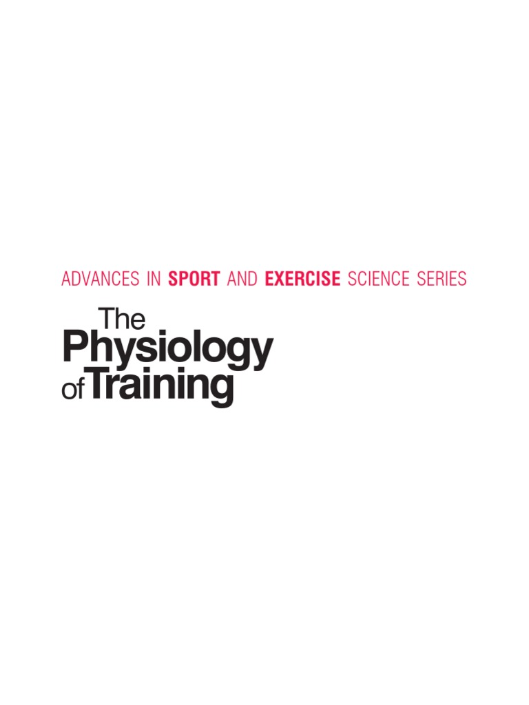 The physiology of training stress biology self improvement fandeluxe Image collections