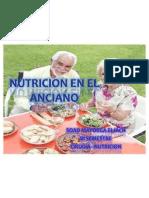 Nutricion en El Anciano..