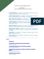 Gobernanza y gobernabilidad democráticas en México