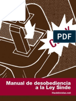 Manual Desobediencia