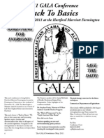 2011 GALA Conference Page