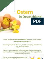 German - Ostern in Deutschland