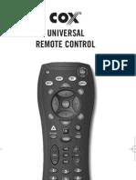 Universal Remote 04