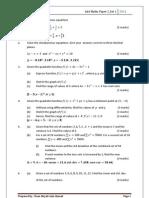 Paper 2_Set1@2011