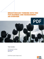 souchkov - breakthrough thinking with triz for business and management