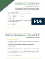 Diseño Compensadores LGR PDF