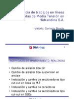 Prsentacion Mantto Caliente -Distriluz MEM 17 02 06