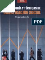 Corbetta Piergiorgio - Metodologia Y Tecnicas de Investigacion Social