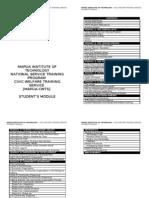 NSTP Module