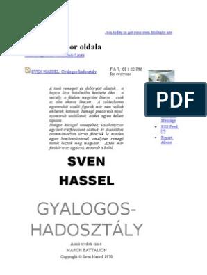 hannover általános újság ismerősök számukra)