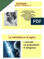 La Logica- Aristotele