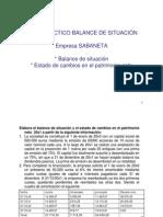 Caso Practico Balance Ecpn Sabaneta