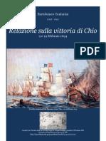 CONTARINI Bartolomeo Report on Venetian Victory at Chios, February 1694