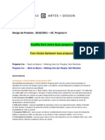 v2.0 Projecto II 2011 - Projecto 3(2)