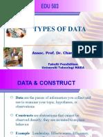 Types of Data(1)