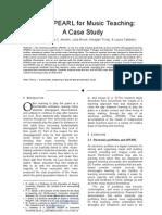 ePEARL Studio Paper Upitis Et Al