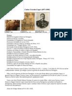General João Carlos Craveiro Lopes. Notas Biográficas