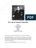 Churchill Booklet