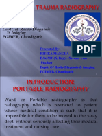 Portable and Trauma Radiography