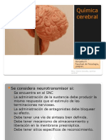 Química cerebral