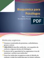 Bioquímica para Psicólogos