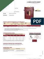 Trojan L16REB Battery_DataSheet