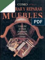 Como Restaurar y Reparar Muebles