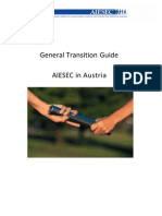 General Transition Guide