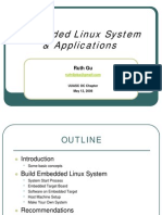 Embedded Linux System Applications Part I