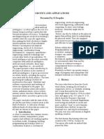 Paper Presentation on Robotics & Applications