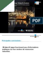 Revenue Watch (FR)