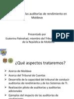 El impacto de las auditorías de rendimiento en Moldova May 2011 (ES)